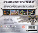PS1 - Gundam Battle Assault 2 (back)