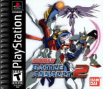 PS1 - Gundam Battle Assault 2 (front)