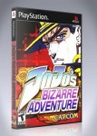 PS1 - JoJo's Bizarre Adventure
