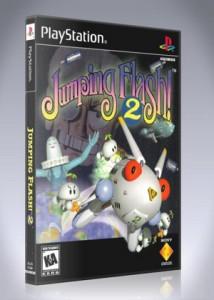 PS1 - Jumping Flash! 2
