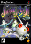 PS1 - Jumping Flash! 2 (front)