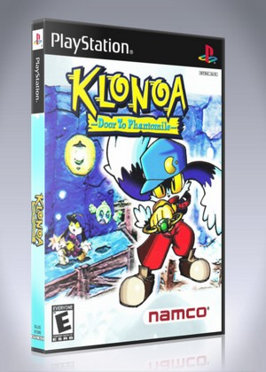 PS1 - Klonoa