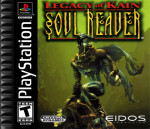 PS1 - Legacy of Kain: Soul Reaver (front)