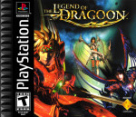 PS1 - Legend of Dragoon (front)