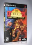 PS1 - Lion King, The: Simba's Mighty Adventures