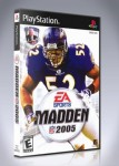 PS1 - Madden NFL 2005