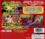 PS1 - Marvel Super Heroes (back)