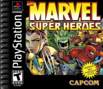 PS1 - Marvel Super Heroes (front)