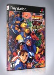 PS1 - Marvel Super Heroes vs Street Fighter