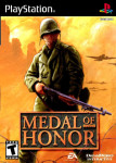 PS1 - Medal of Honor (front)