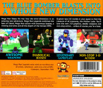 PS1 - Megaman Legends (back)