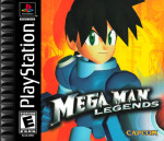 PS1 - Megaman Legends (front)