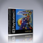 PlayStation - Mega Man X4