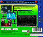 PS1 - Megaman X5 (back)