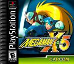 PS1 - Megaman X5 (front)
