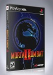 PS1 - Mortal Kombat II
