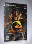 PS1 - Mortal Kombat 4