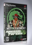PS1 - Mortal Kombat: Special Forces