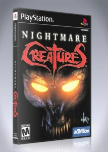 PS1 - Nightmare Creatures