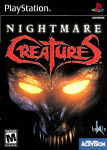 PS1 - Nightmare Creatures (front)
