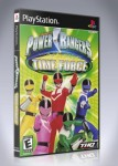 PS1 - Power Rangers Time Force
