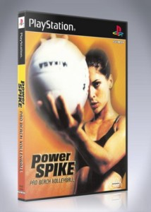 PS1 - Power Spike Pro Beach Volleyball