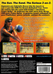 PS1 - Power Spike Pro Beach Volleyball (back)