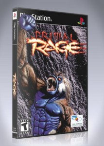 PS1 - Primal Rage
