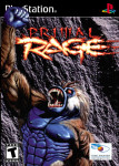 PS1 - Primal Rage (front)