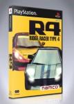 PS1 - R4 Ridge Racer Typer 4