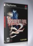 PS1 - Resident Evil 2