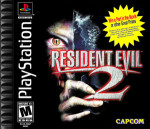 PS1 - Resident Evil 2 (front