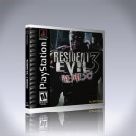 PS1 - Resident Evil 3 Nemesis