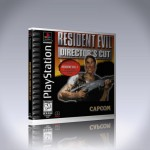 PlayStation - Resident Evil: Director's Cut