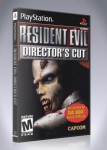 PS1 - Resident Evil Director's Cut