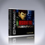 PlayStation - Resident Evil: Survivor