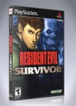 PS1 - Resident Evil: Survivor