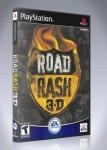 PS1 - Road Rash 3-D