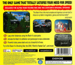 PS1 - Speed Racer (back)