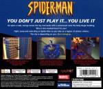 PS1 - Spider-Man (back)