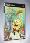 PS1 - SpongeBob SquarePants: SuperSponge