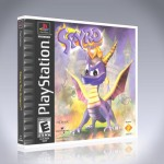 PS1 - Spyro the Dragon