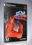 PS1 - Street Fighter EX plus α