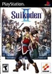 PS1 - Suikoden II (front)