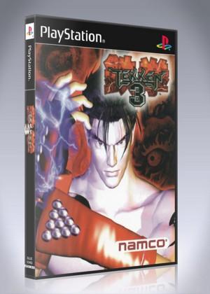 Tekken 3 Retro Game Cases
