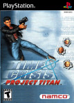 PS1 - Time Crisis: Project Titan (front)