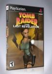 PS1 - Tomb Raider: The Last Revelation