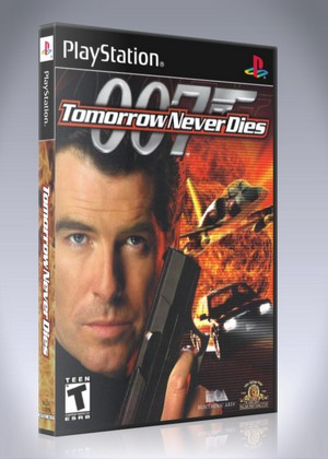 PS1 - Tomorrow Never Dies