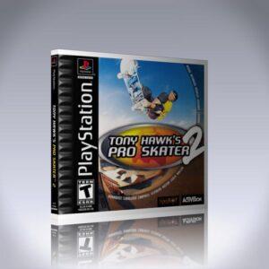 PS1 - Tony Hawk's Pro Skater 2