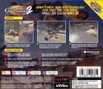 PS1 - Tony Hawk's Pro Skater 2 (back)